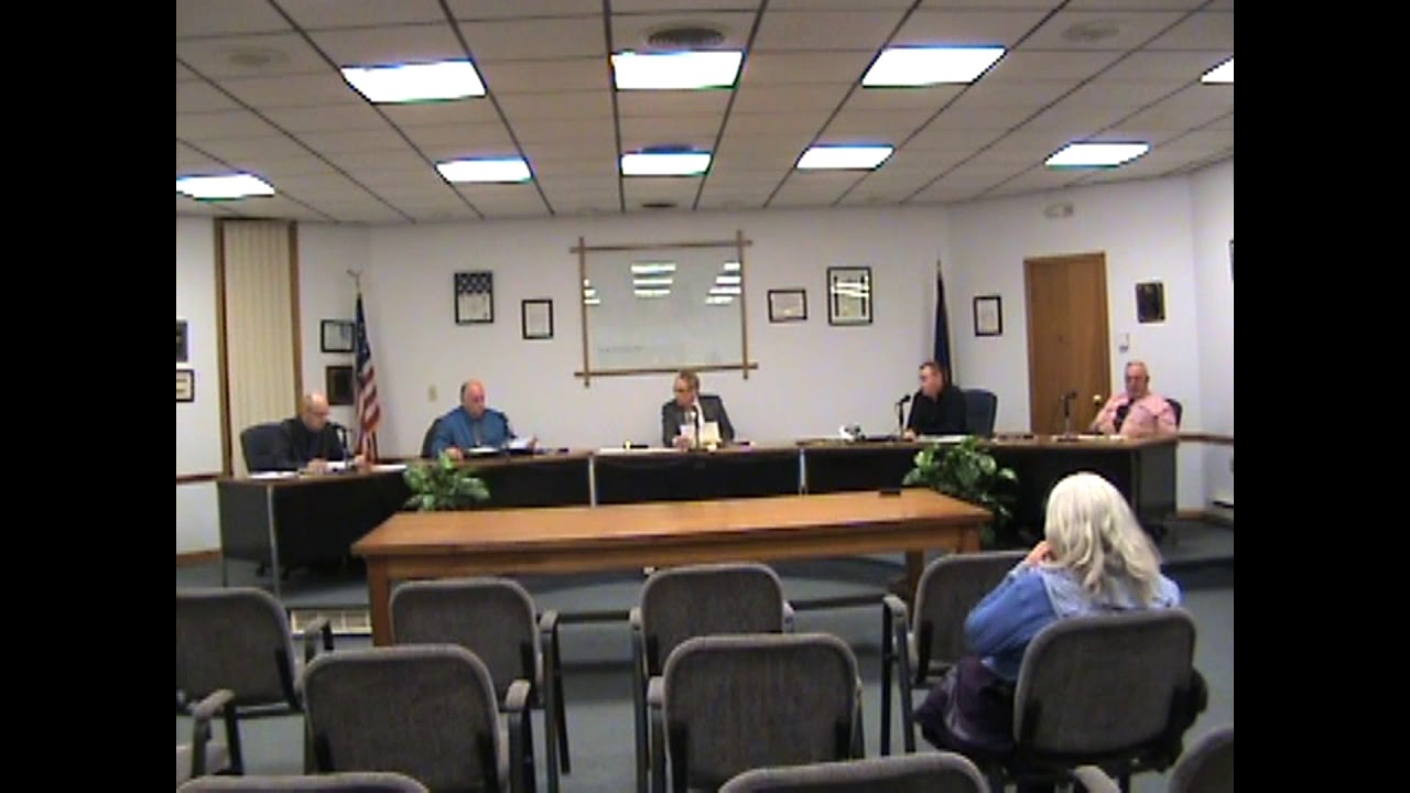 Rouses Point Village Board Meeting  3-4-19