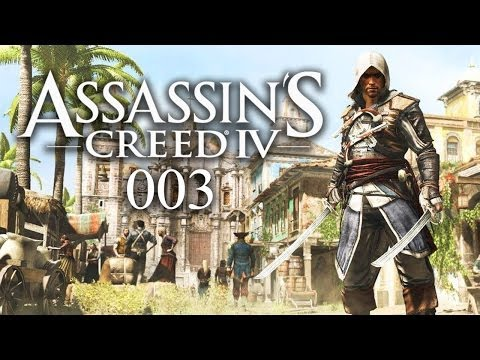 ASSASSIN'S CREED 4: BLACK FLAG #003 - Adlerauge & Belauschung [HD+] | Let's Play Assassin's Creed 4