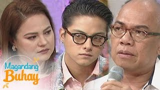 Magandang Buhay: Boy Abunda gives his message to Karla and Daniel