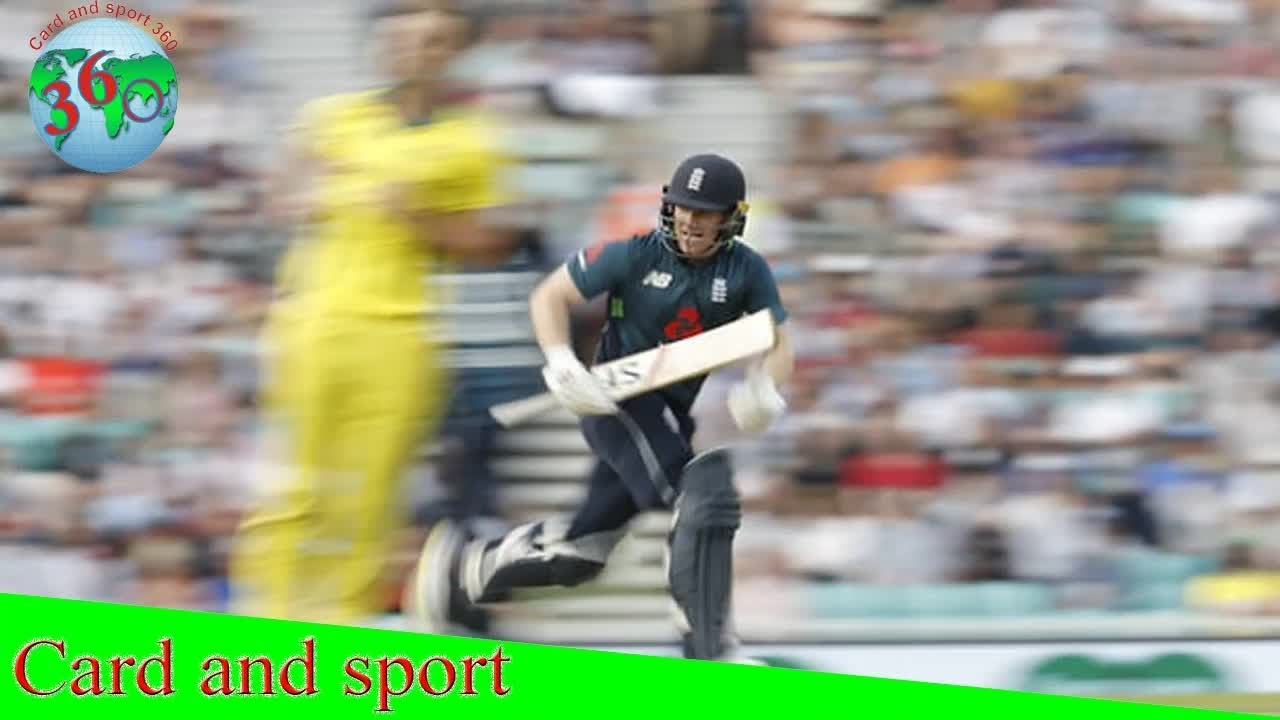5507339eb65 England s Eoin Morgan happy with ugly win over Australia after Scotland  shock