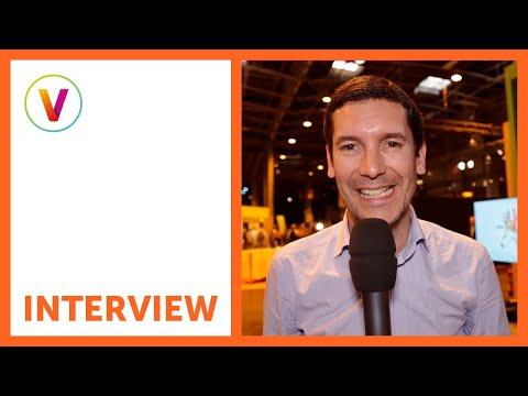 Interview Matthieu Faure (Uber France) Viva Technology by Nurun