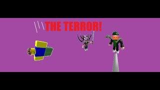 ROBLOX| TERROR!!| Projekt Herbst (Pt 2.)