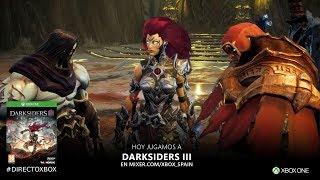 #DirectoXbox Darksiders 3, liberamos nuestra Furia
