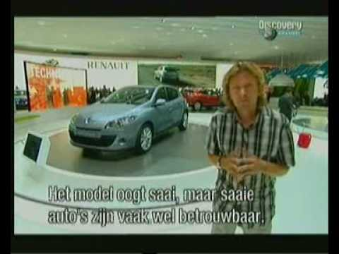 Fifth Gear Europe on the Paris Motor Show