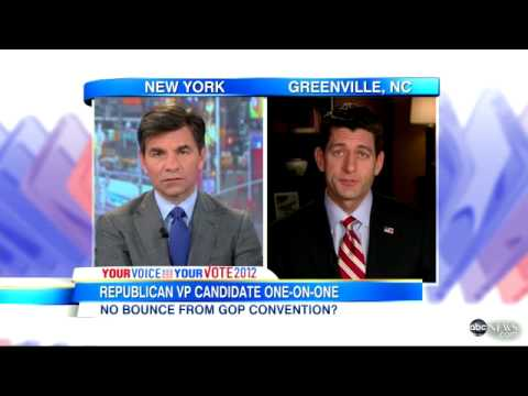Paul Ryan Interview: 'General Motors Isn't Alive in My Home Town' in Response to Joe Biden Comments