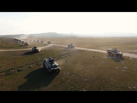 Бросили все! Только что – Азербайджан победил. Армения отступает с поля боя – это конец