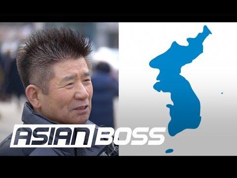 Do South Koreans Want Reunification? (Street Interview) | ASIAN BOSS