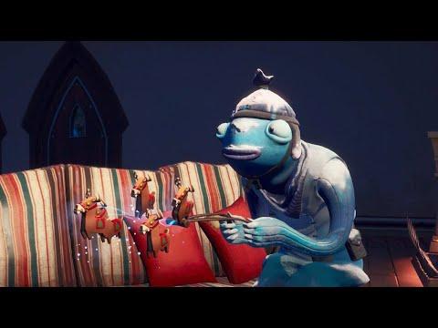 A Fishstick Christmas!   Fortnite Short Film #RLGPOT2019