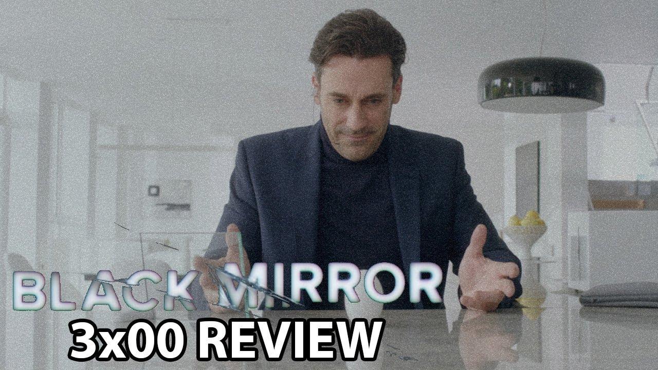 White Christmas Black Mirror Review.Black Mirror 2014 Christmas Special White Christmas Review