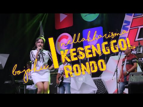 ♥ Nella Kharisma - Kesenggol Rondo ( Official Music Video )