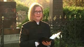 Október 23 temetõ országzászló koszorúzás 47 44