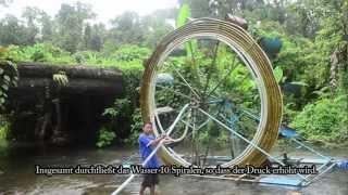 arche noVa - INDONESIA MENTAWAI 2011 - arche noVa wheel pump for water