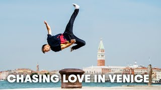 Chasing Love In Venice