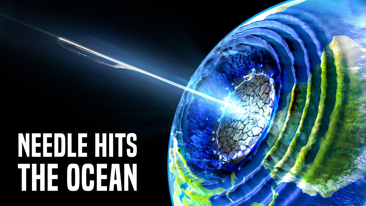 Download What If a Needle Hits the Ocean at the Speed of Light?