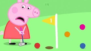 Peppa Pig English Episodes | Peppa Pig Misses Suzy Sheep | Peppa Pig Official