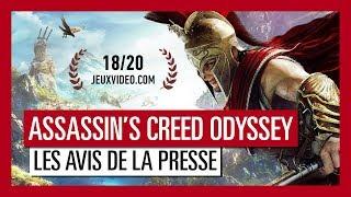 Assassin's Creed Odyssey : Les Avis de la Presse [OFFICIEL] VF HD thumbnail