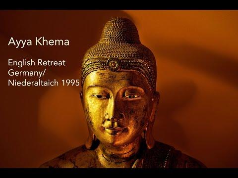 Ayya Khema Retreat Germany 1995 02f death a law of nature