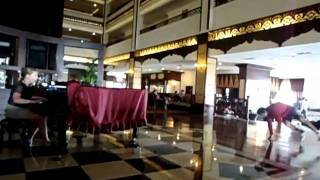 "Utopia World Hotel 5* музыка из фильма ""Амели"""