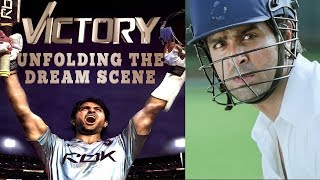 Victory  Hindi Movie  Unfolding the Dream Scene  Harman Baweja  Amrita Rao  Anupam Kher