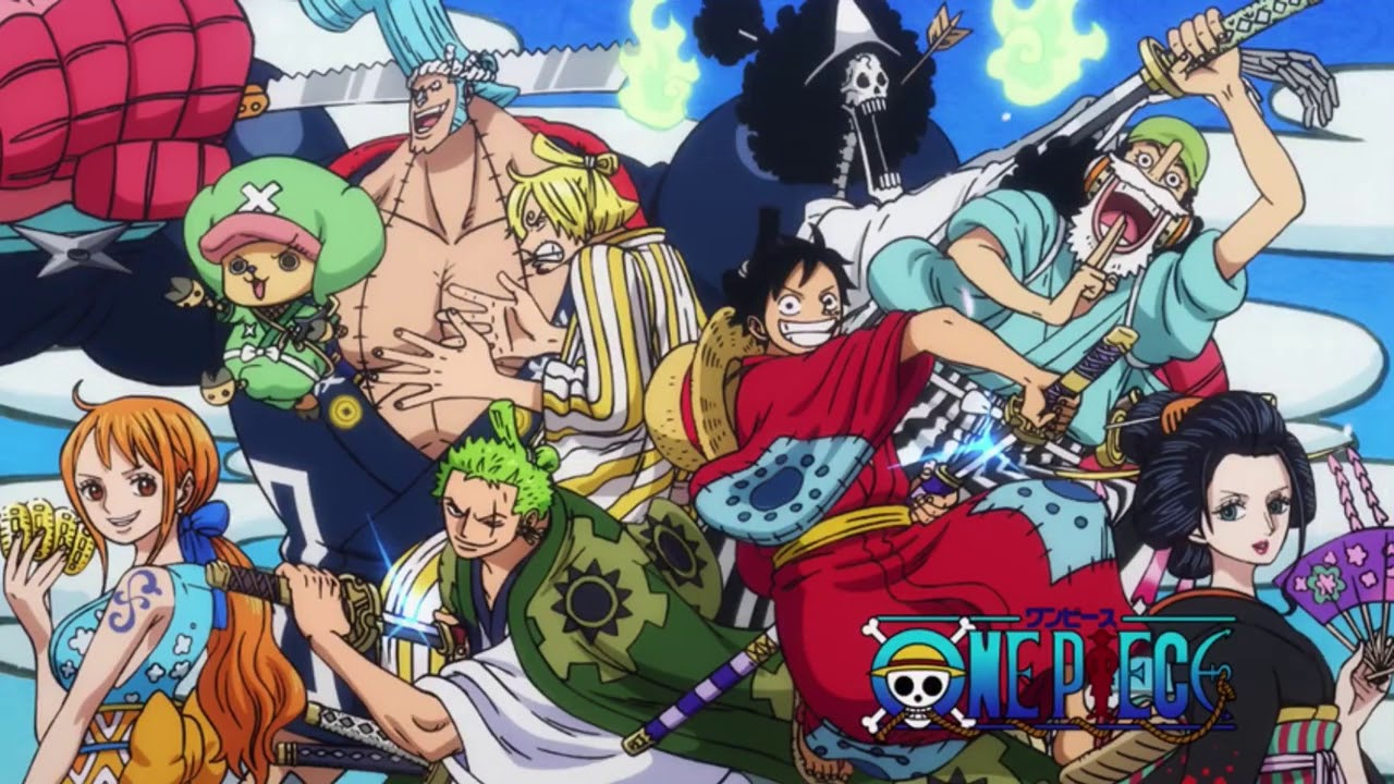 One Piece Wano Wallpaper 4k