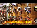 Motorcycle Accessories Price In Bd 😱 Best Place To Buy Bike Accessories 🔥 Bongshal Best Shop!