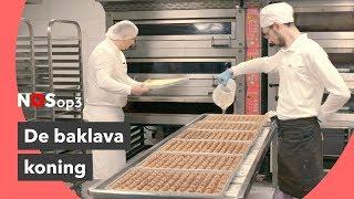Kijkje in de keuken van de baklava koning | NOS op 3