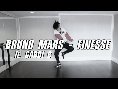 【KY】Bruno Mars ft. Cardi B — Finesse(Remix) DANCE PRACTICE COVER @yumer1respect @sir_twitch_alot