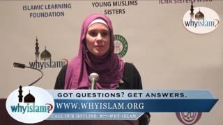 My Journey to Islam - Sister Lisa (USA)