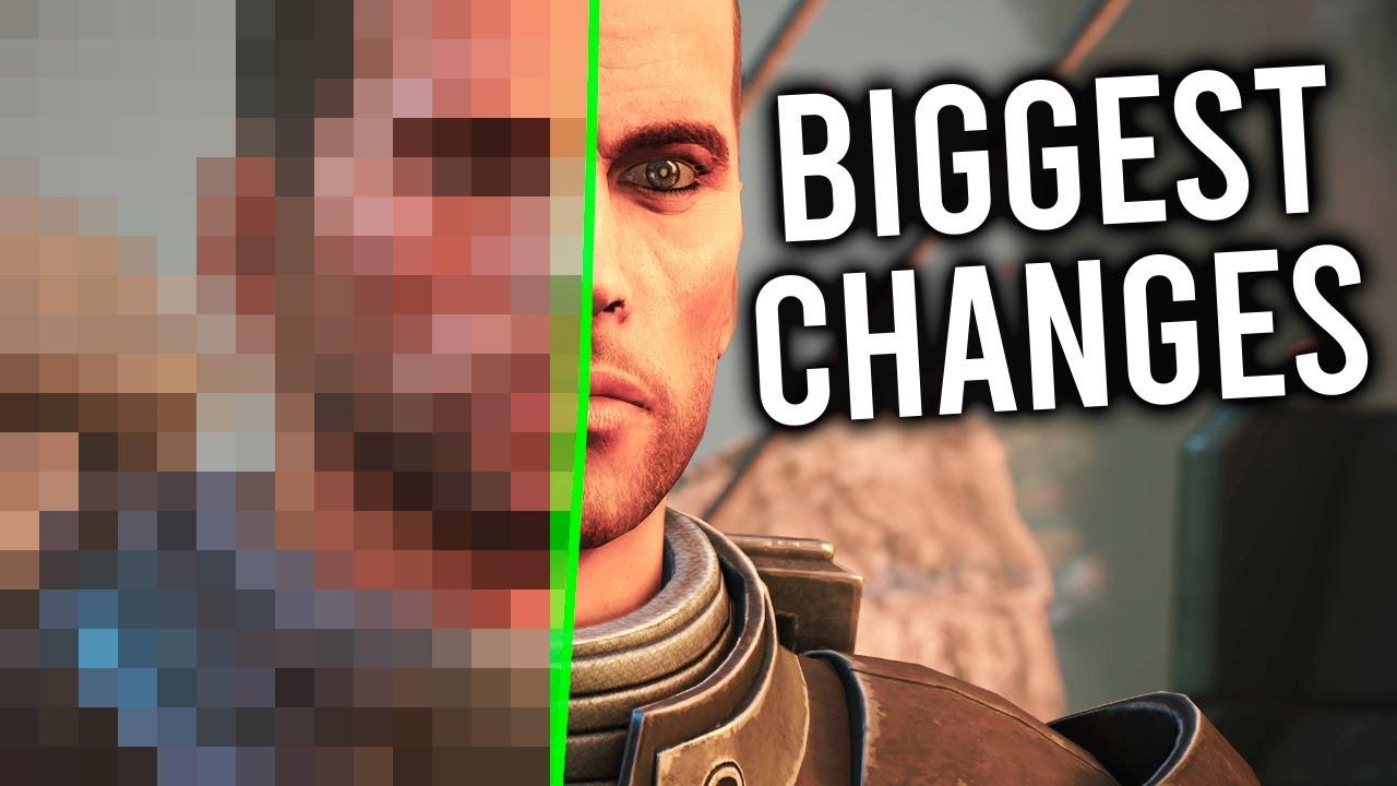 Mass Effect: Legendary Edition - 10 BIGGEST CHANGES