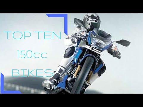Top 10 150cc Bikes in India 2017