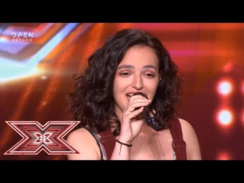 «You know I'm no good» τραγουδά η Jody Lulati | Auditions | X Factor Greece 2019