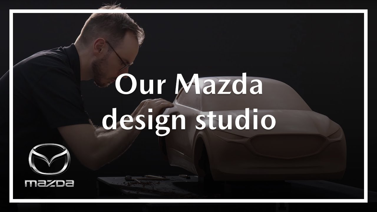 Inside the Mazda Design Studio