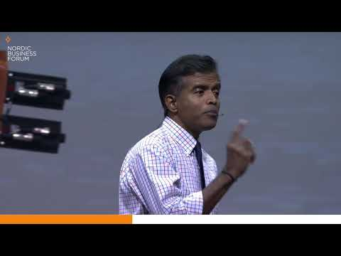 Aswath Damodaran – On Amazon (Nordic Business Forum 2018)