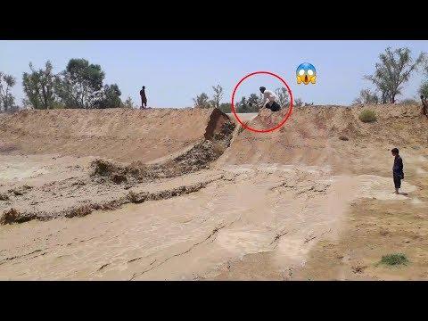 Very Dangerous Flash Flood   Natural Disaster   Punjab Village, Pakistan