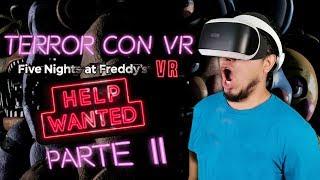 Terror con VR: Five Nights at Freddy's 2 VR