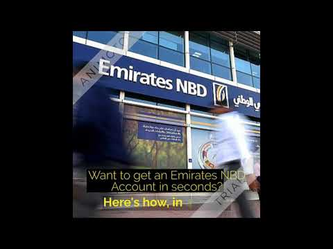 Emirates NBD account opening made easy | Liv. | Digital banking | UAE