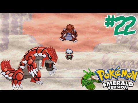 Pokemon - Emerald #22 จับ กราด้อน โปเกม่อนในตำนาน
