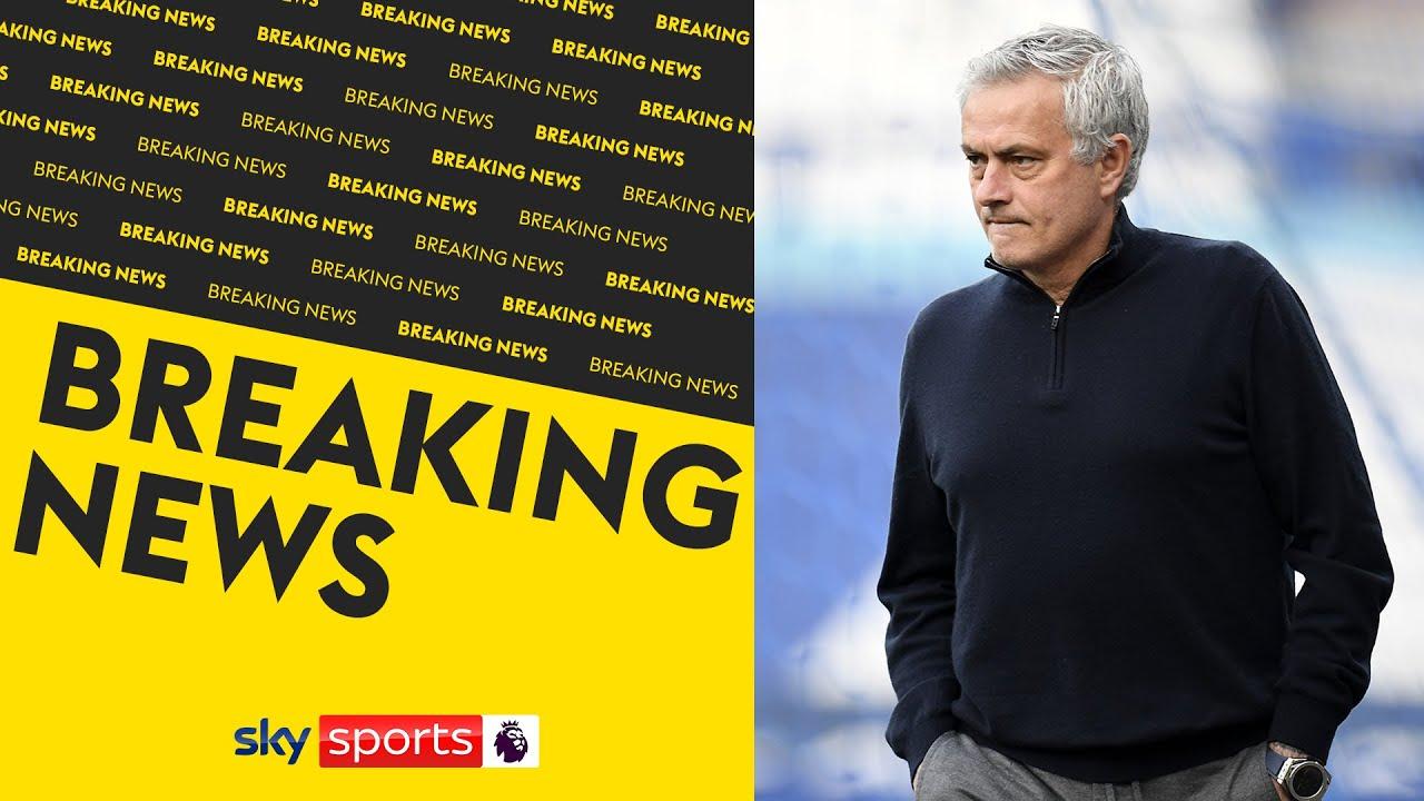 Jos Mourinho Fired by Tottenham Hotspur