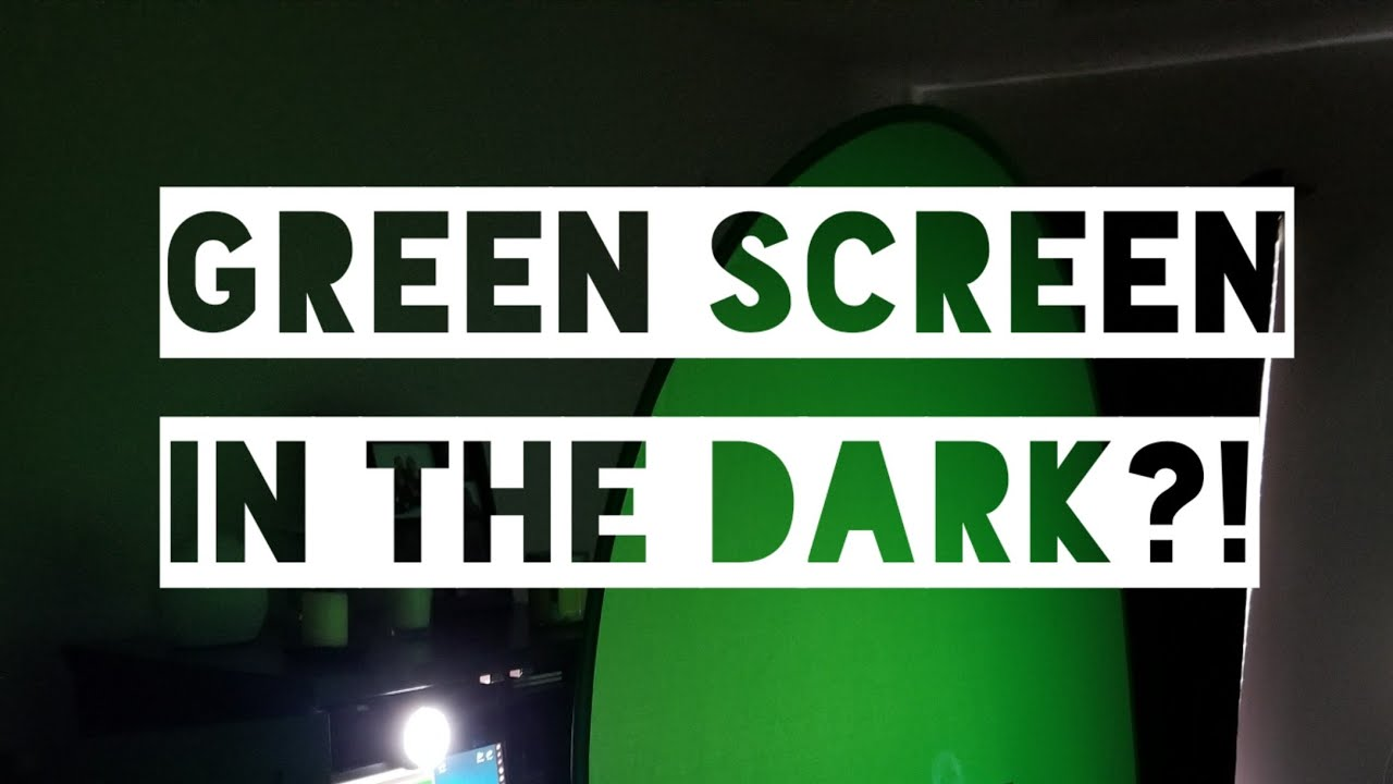 Streamer Toy Review: Razer Kiyo + Webaround Green Screen + DARK ROOM =  ??????
