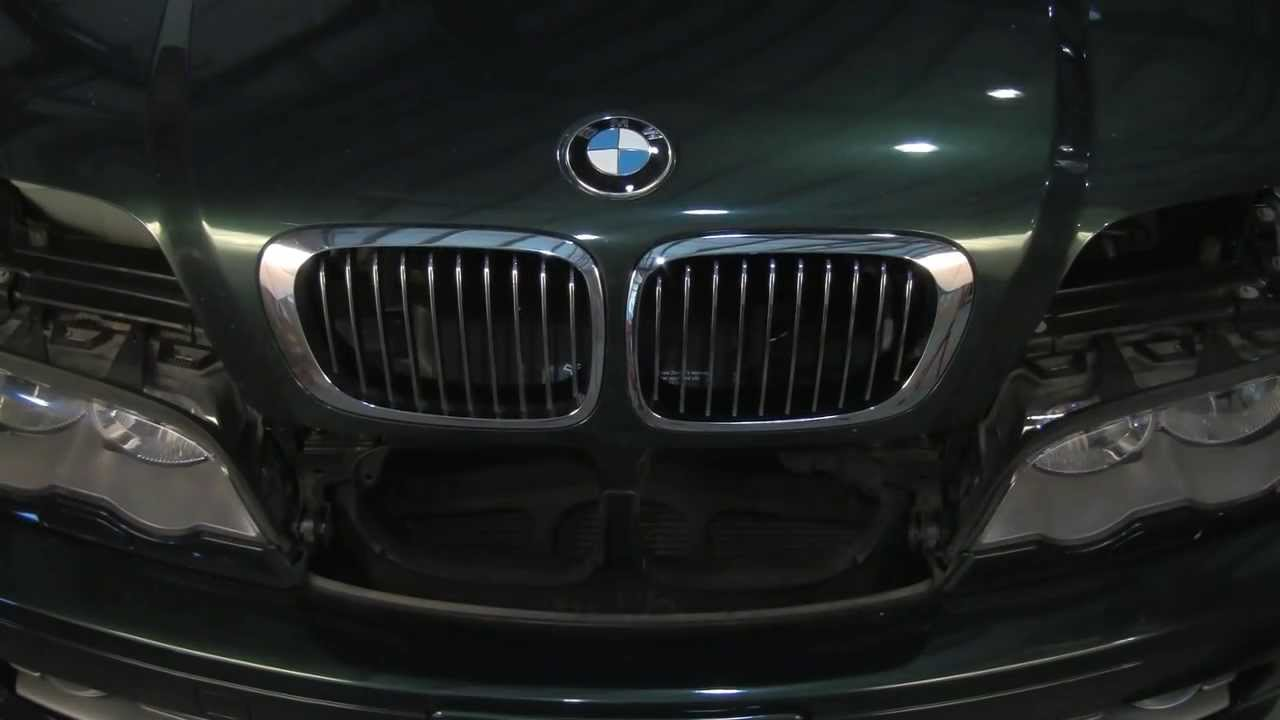 small resolution of 2000 bmw 323i hood