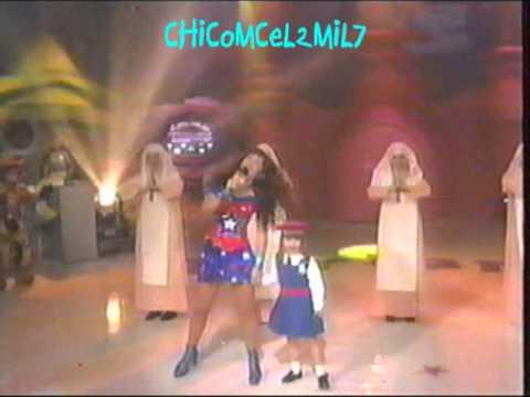 "TaTiaNa & DaNieLa aeDo ""Carita De Angel"" El Espacio De Tatiana - Chicomcel 2mil1"