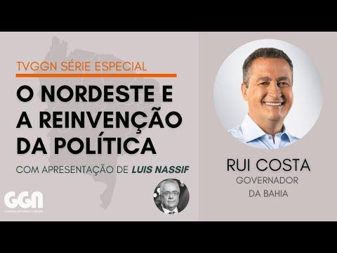As apostas da Bahia em desenvolvimento: entrevista com o governador RUI COSTA