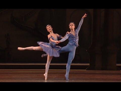 The Sleeping Beauty - Bluebird and Princess Florine pas de deux (The Royal Ballet)