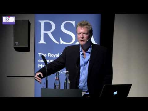 Spencer Wells - The Unforeseen Cost of Human Civilisation