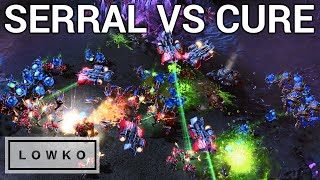 StarCraft 2: SERRAL vs CURE! (Best-of-5)