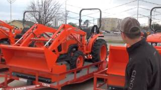 Kubota Package Deals