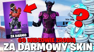 """WHAT VIEWERS ARE ABLE TO DO FOR A FREE SKIN? """"Study"""" XD 
