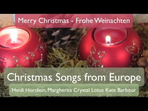 christmas songs from in german czech and swedish live broadcast on 26 12 15 - Swedish Christmas Songs