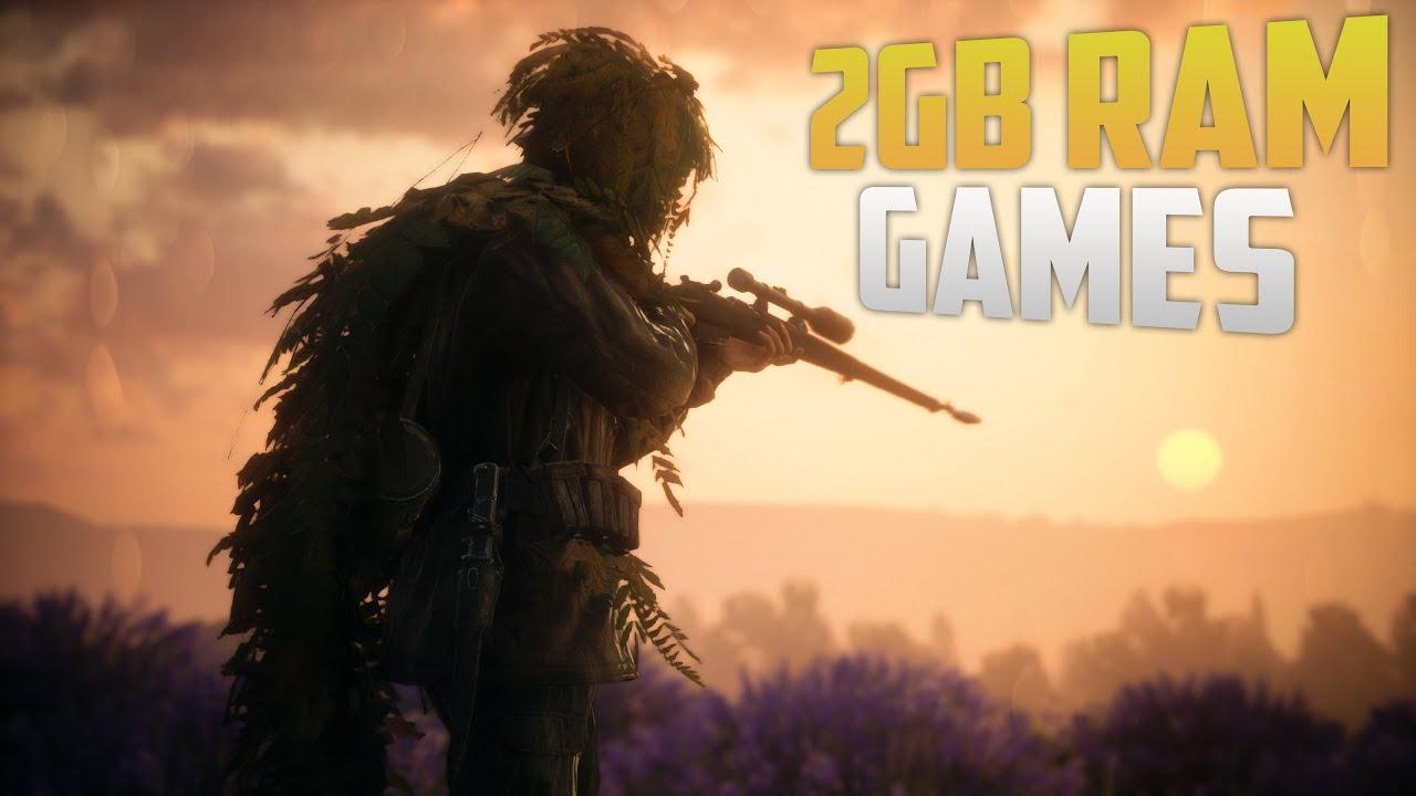 Top 10 2GB RAM PC Games | Low Spec PC Games | 512MB/1GB VRAM Games | Insane Graphics | 2020