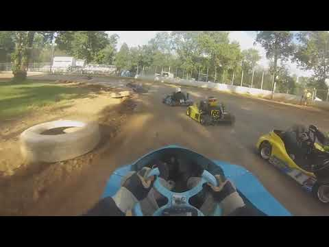 35 & Over Flathead Heat Race Shellhammers Speedway 08/25/2018